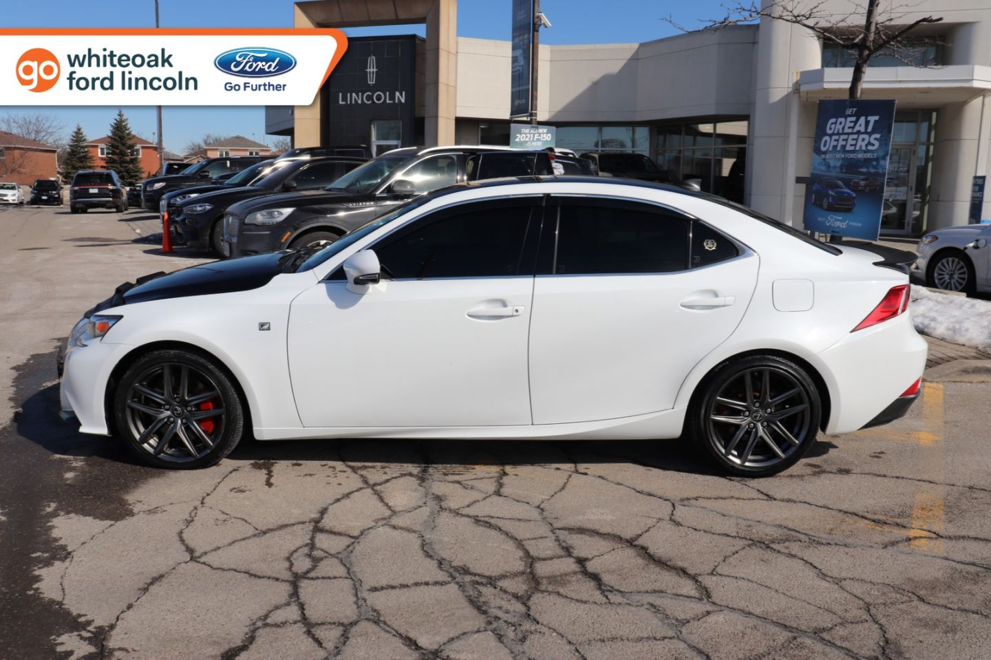 2016 Lexus IS 300  for sale in Mississauga, Ontario