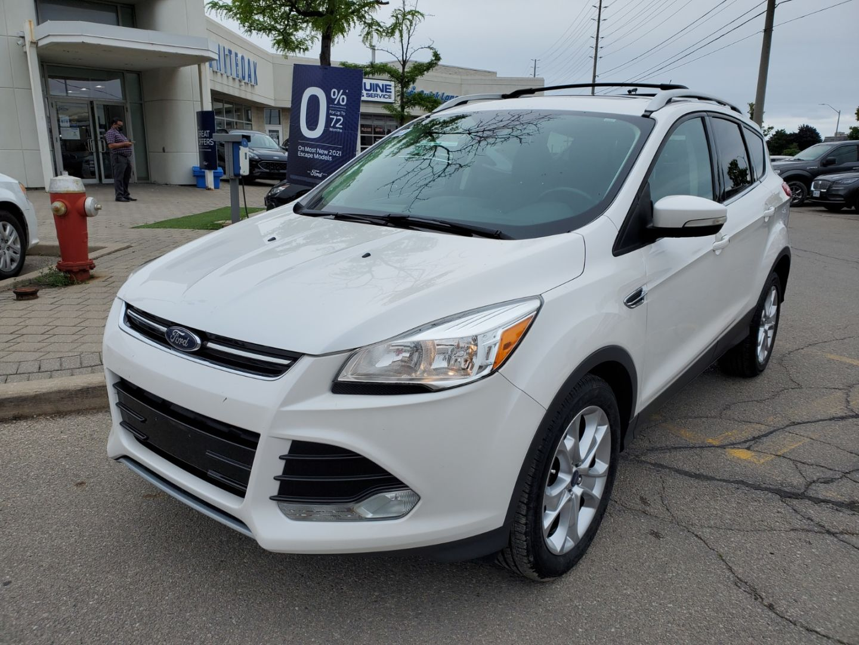2015 Ford Escape Titanium for sale in Mississauga, Ontario