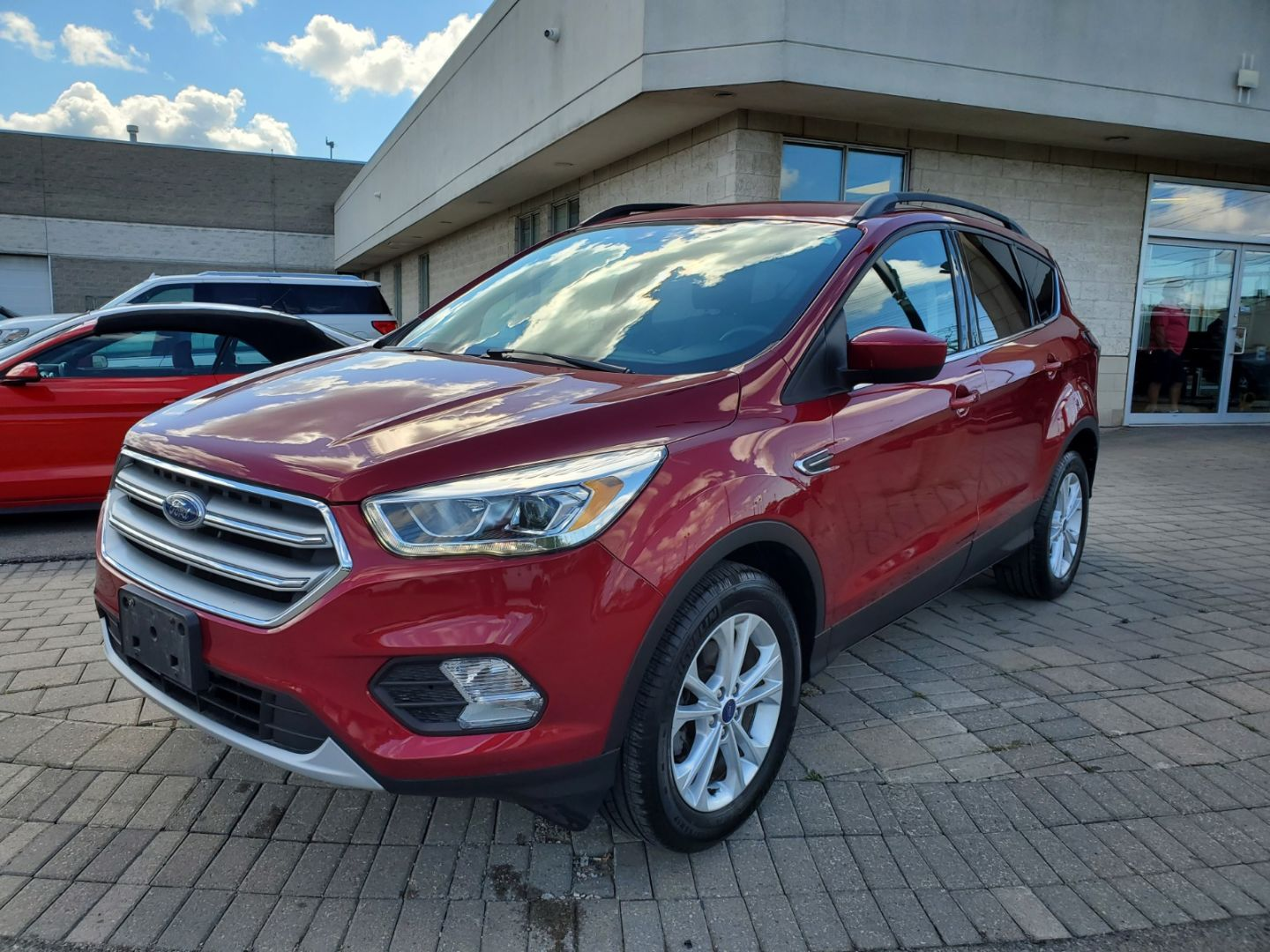 2017 Ford Escape SE for sale in Mississauga, Ontario