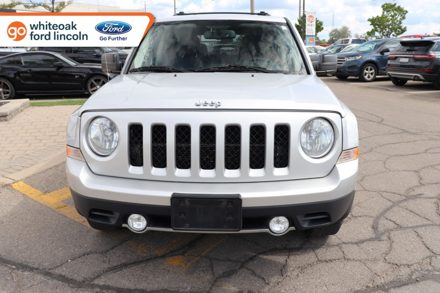 2011 Jeep Patriot Limited for sale in Mississauga, Ontario