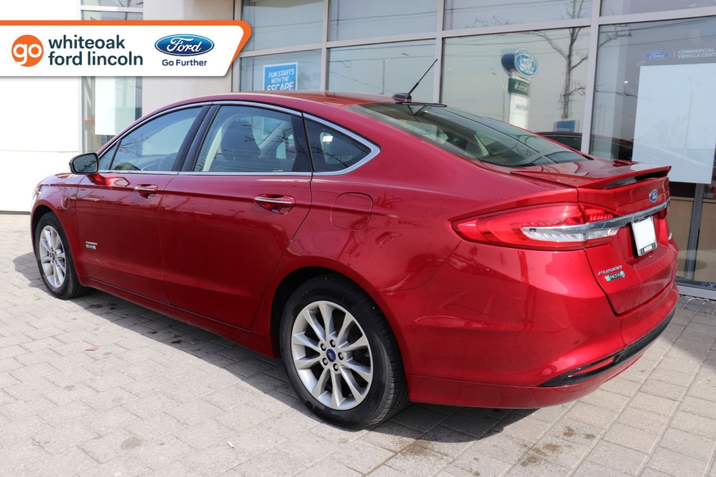 2018 Ford Fusion Energi Titanium for sale in Mississauga, Ontario