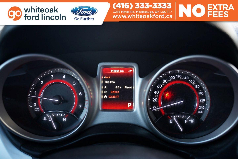2016 Dodge Journey Canada Value Pkg for sale in Mississauga, Ontario