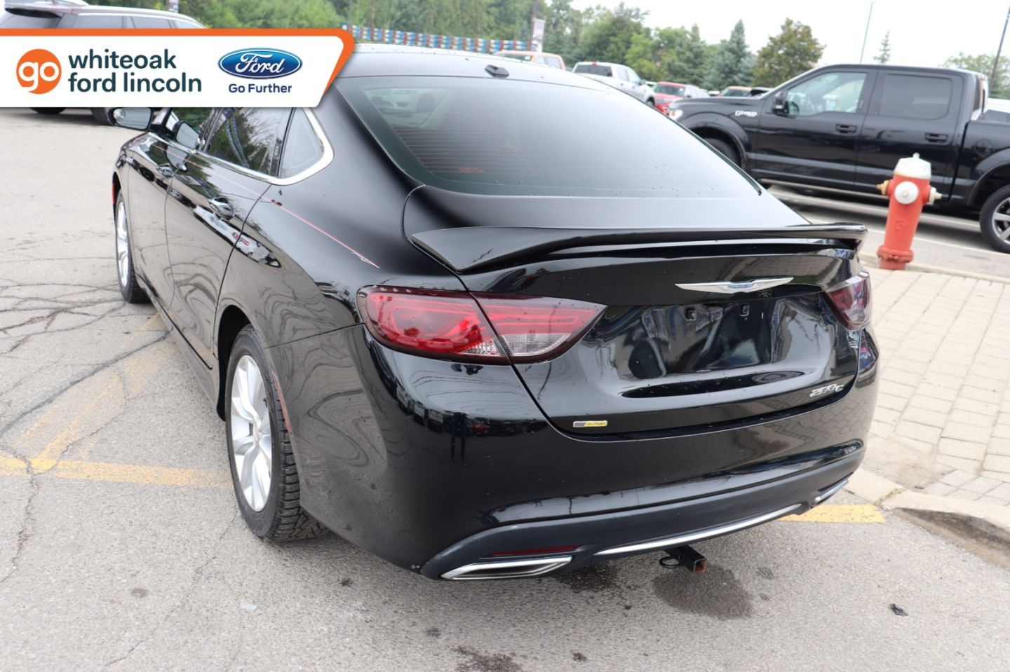 2015 Chrysler 200 C for sale in Mississauga, Ontario