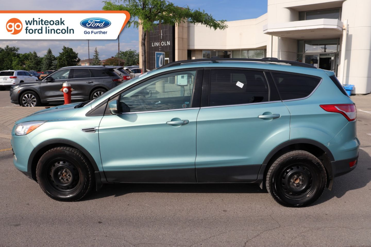 2013 Ford Escape SEL for sale in Mississauga, Ontario