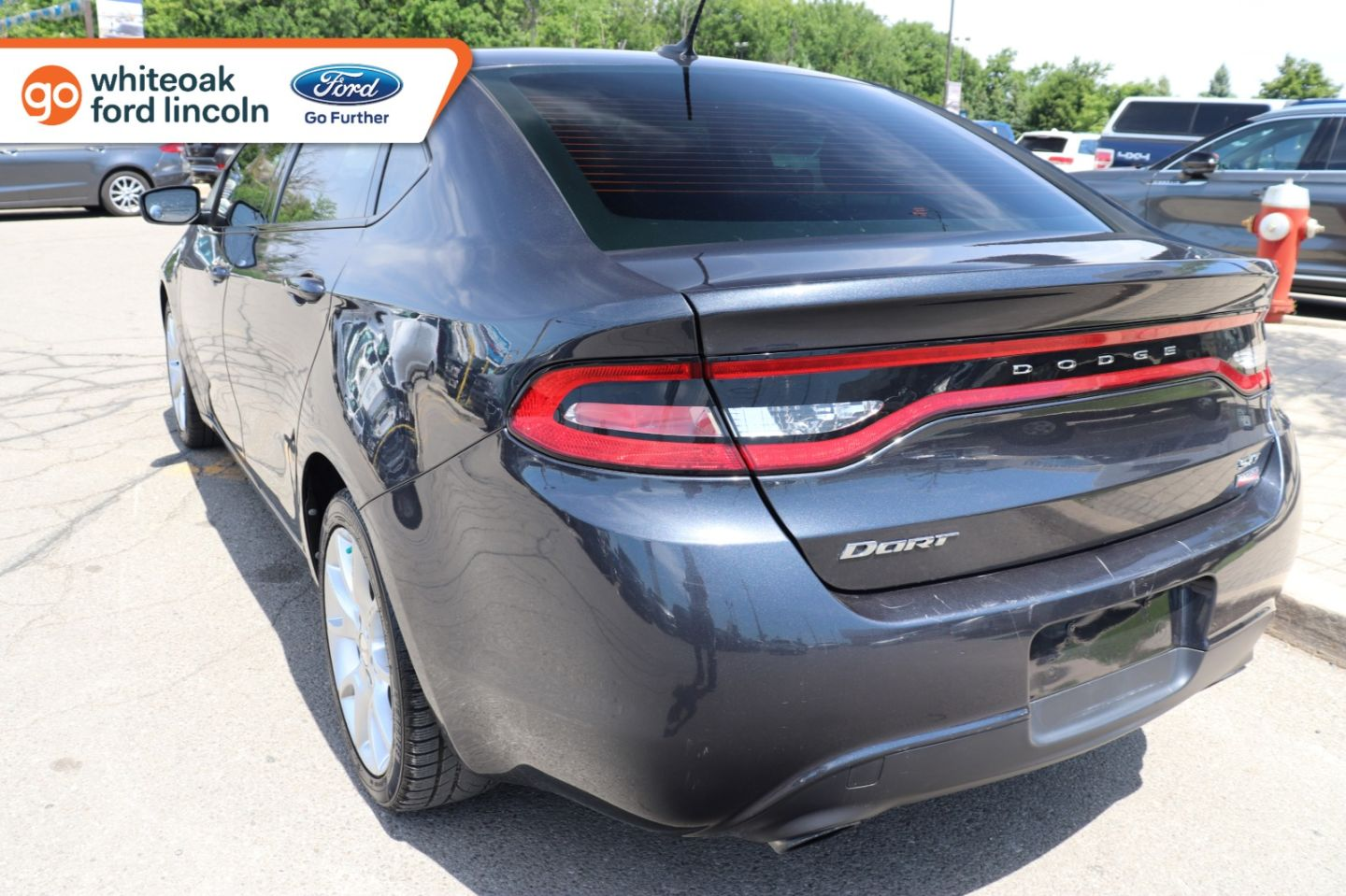 2013 Dodge Dart SXT for sale in Mississauga, Ontario