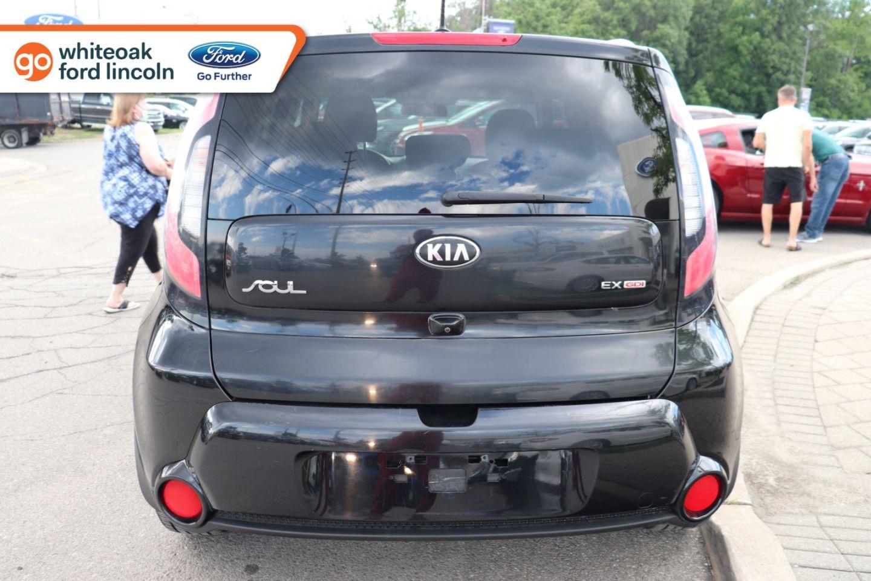 2016 Kia Soul EX for sale in Mississauga, Ontario
