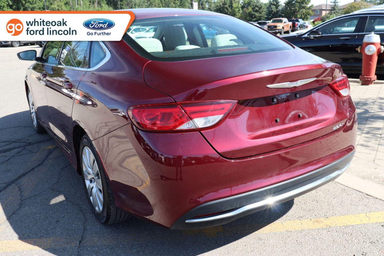 2016 Chrysler 200 LX for sale in Mississauga, Ontario