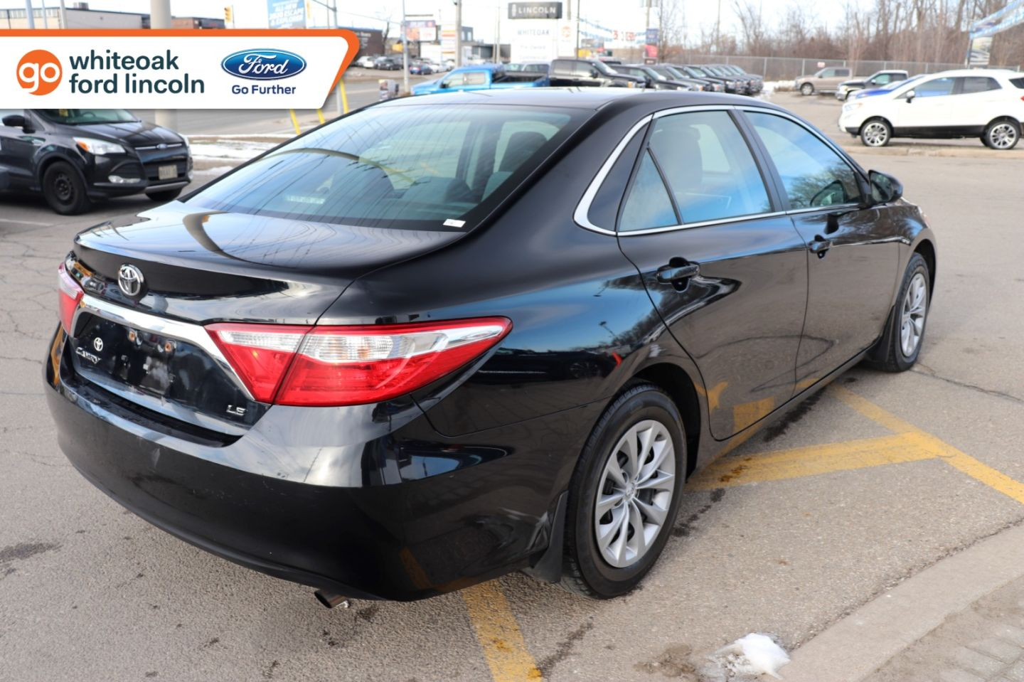 2016 Toyota Camry LE for sale in Mississauga, Ontario