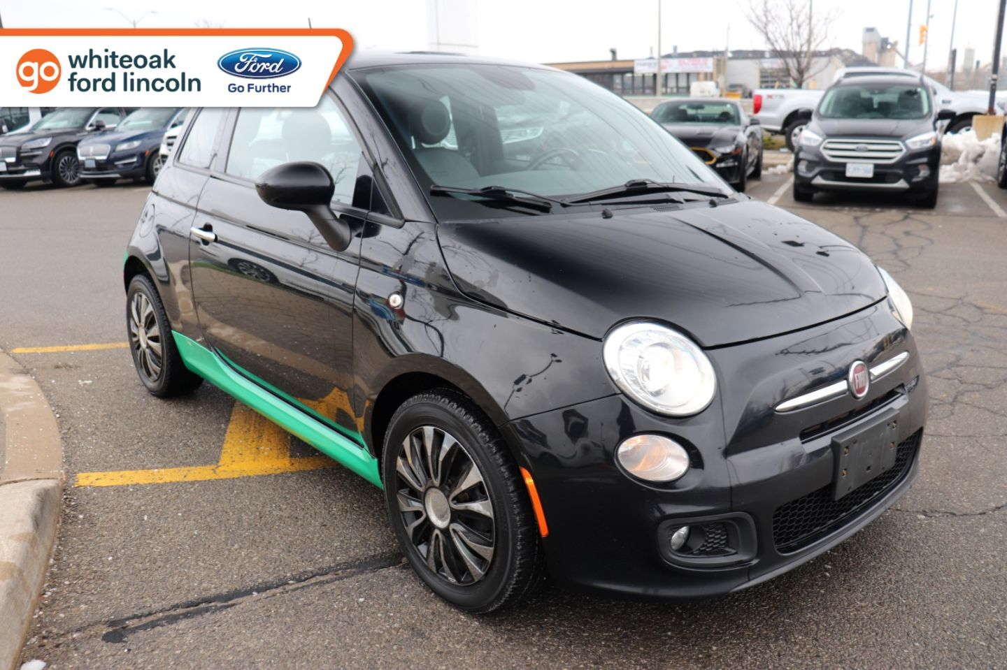 2014 FIAT 500 Sport for sale in Mississauga, Ontario