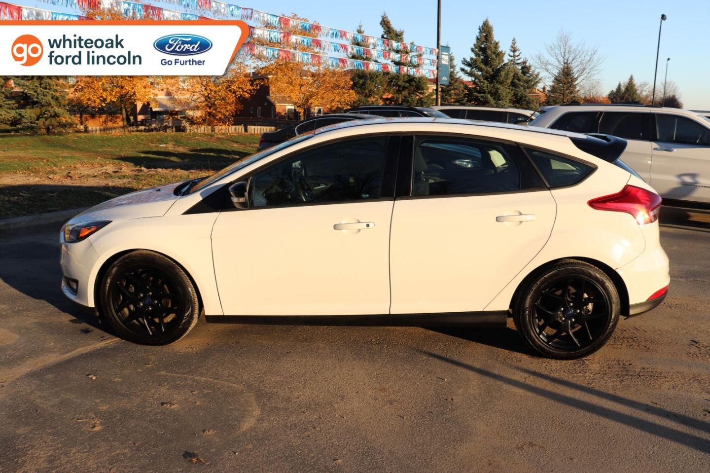 2016 Ford Focus SE for sale in Mississauga, Ontario