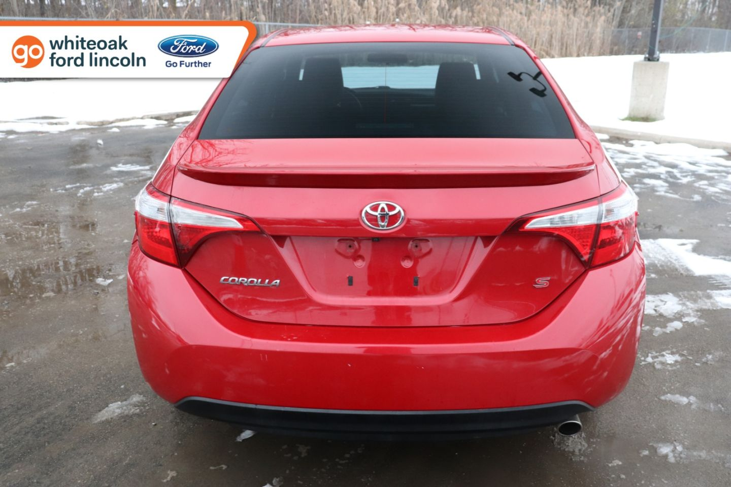 2015 Toyota Corolla S for sale in Mississauga, Ontario