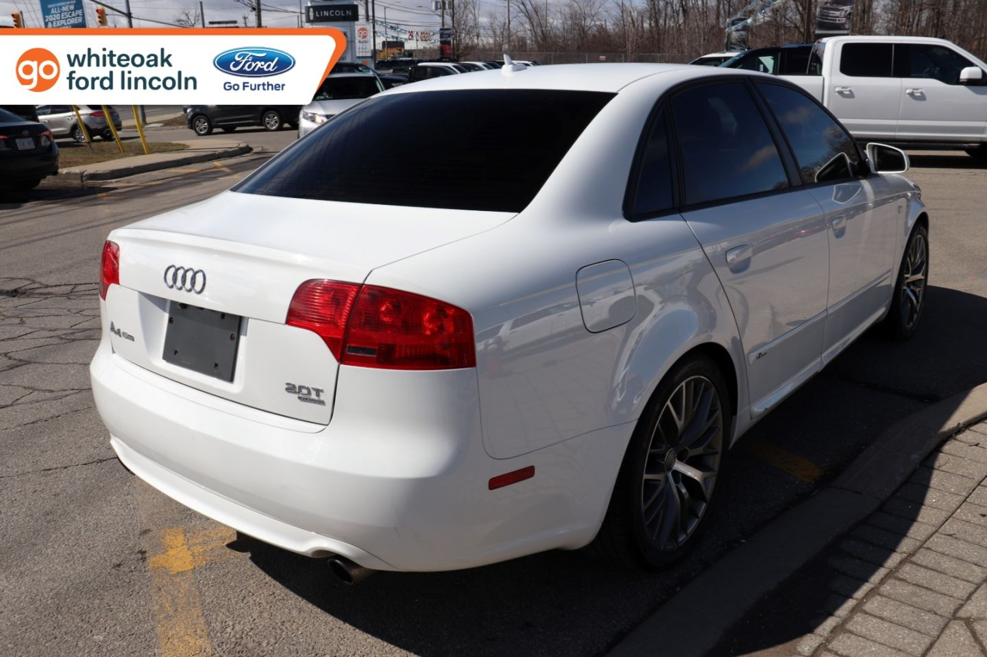 2008 Audi A4 2.0T SE for sale in Mississauga, Ontario