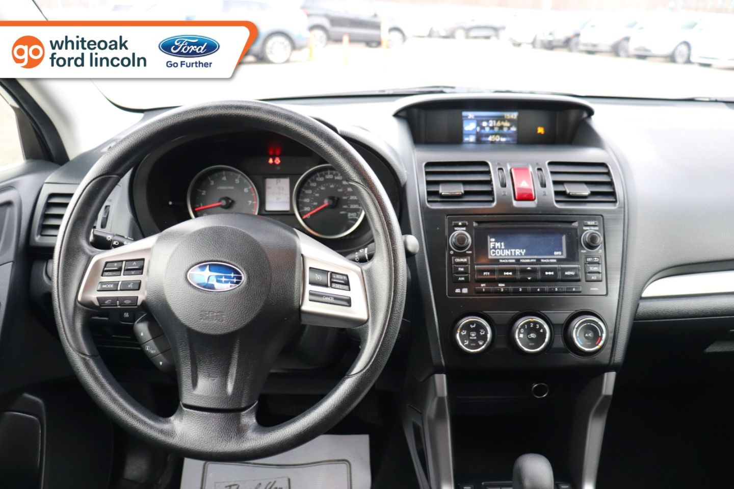 2015 Subaru Forester i for sale in Mississauga, Ontario