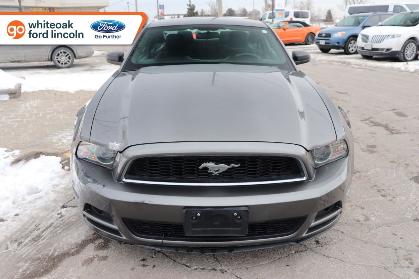 2013 Ford Mustang V6 for sale in Mississauga, Ontario
