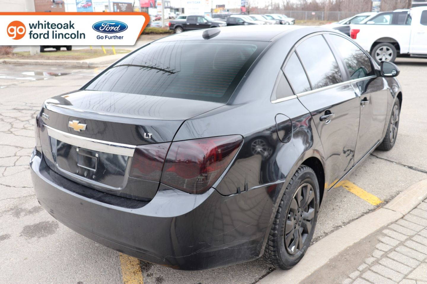 2016 Chevrolet Cruze Limited LT for sale in Mississauga, Ontario