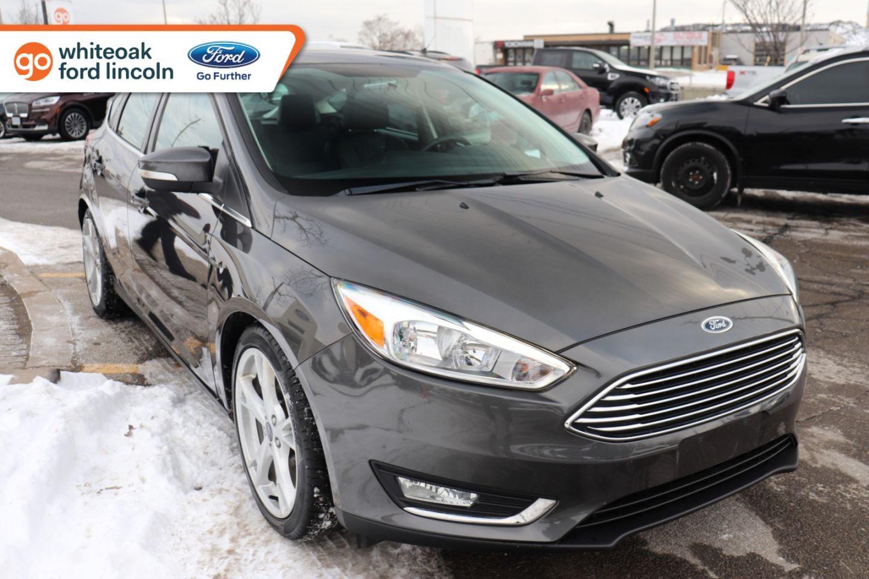2016 Ford Focus Titanium for sale in Mississauga, Ontario