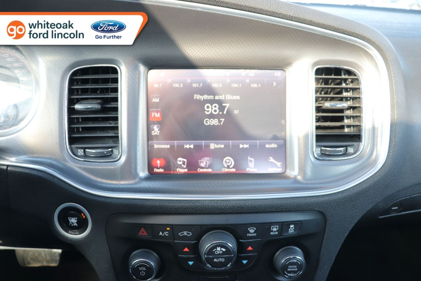 2014 Dodge Charger SXT for sale in Mississauga, Ontario