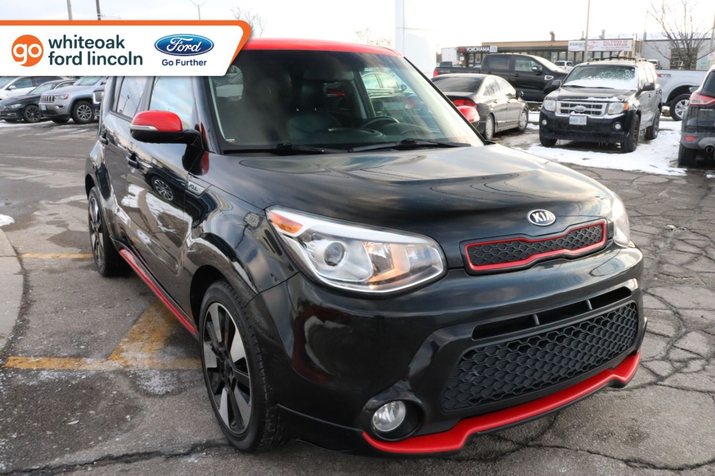 2016 Kia Soul SX for sale in Mississauga, Ontario