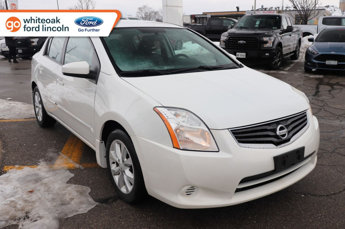 2011 Nissan Sentra 2.0 S for sale in Mississauga, Ontario