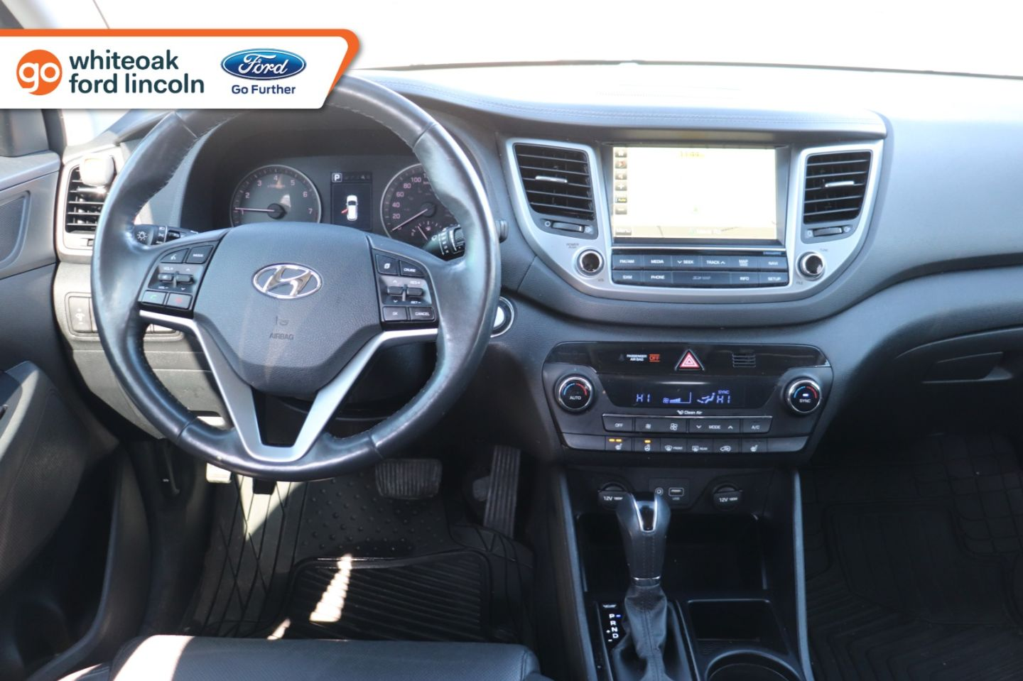 2016 Hyundai Tucson Limited for sale in Mississauga, Ontario