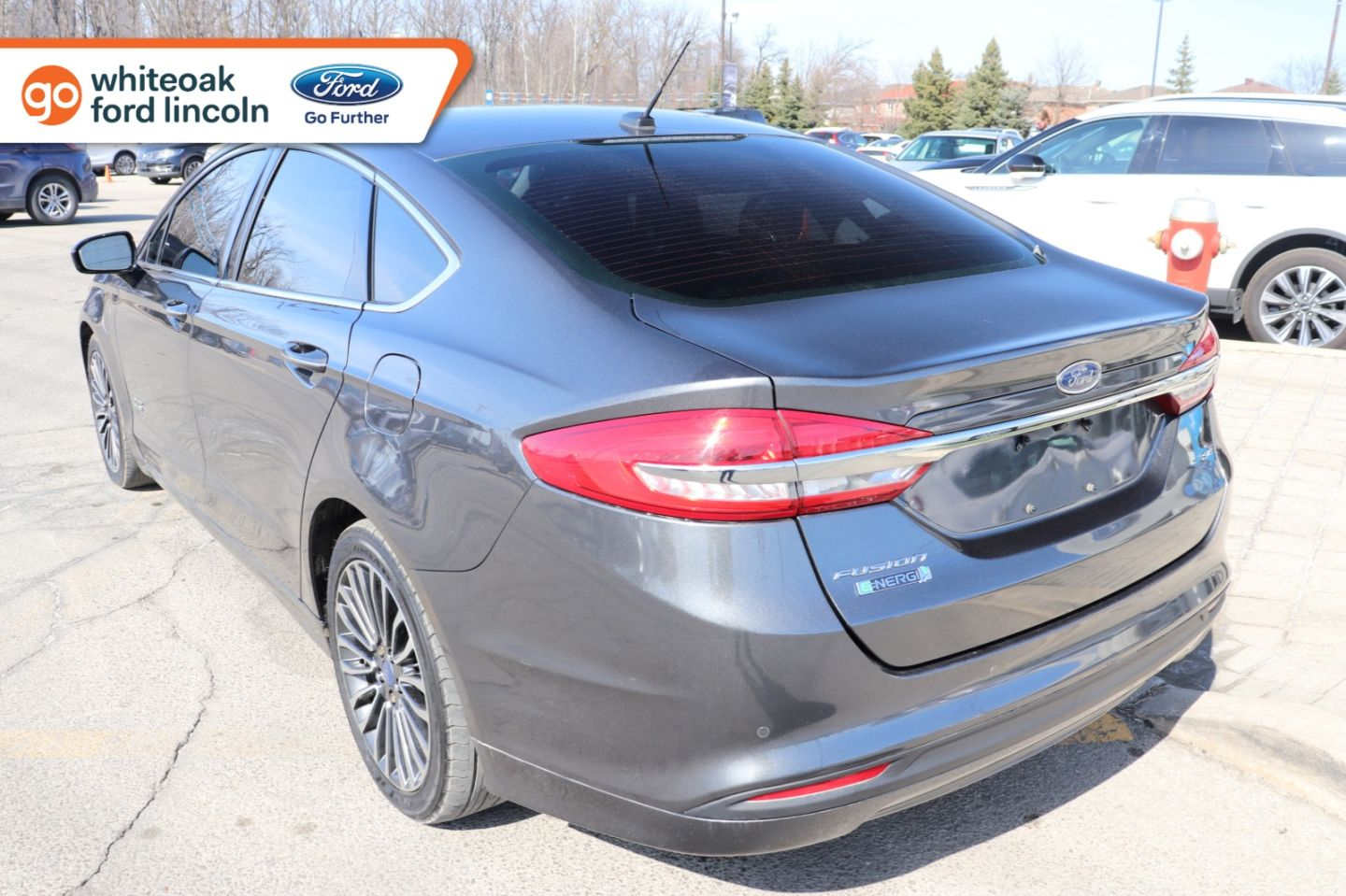 2017 Ford Fusion Energi SE Luxury for sale in Mississauga, Ontario