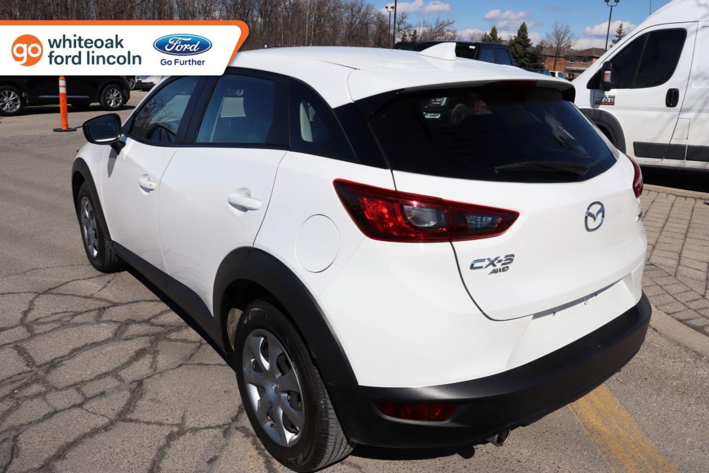 2017 Mazda CX-3 GX for sale in Mississauga, Ontario
