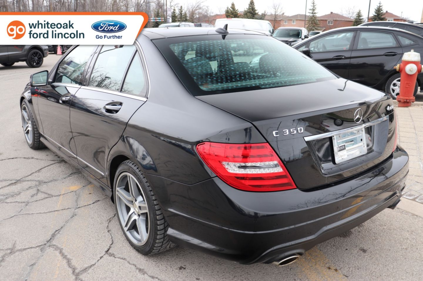 2013 Mercedes-Benz C-Class C 350 for sale in Mississauga, Ontario