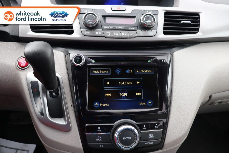 2016 Honda Odyssey EX for sale in Mississauga, Ontario