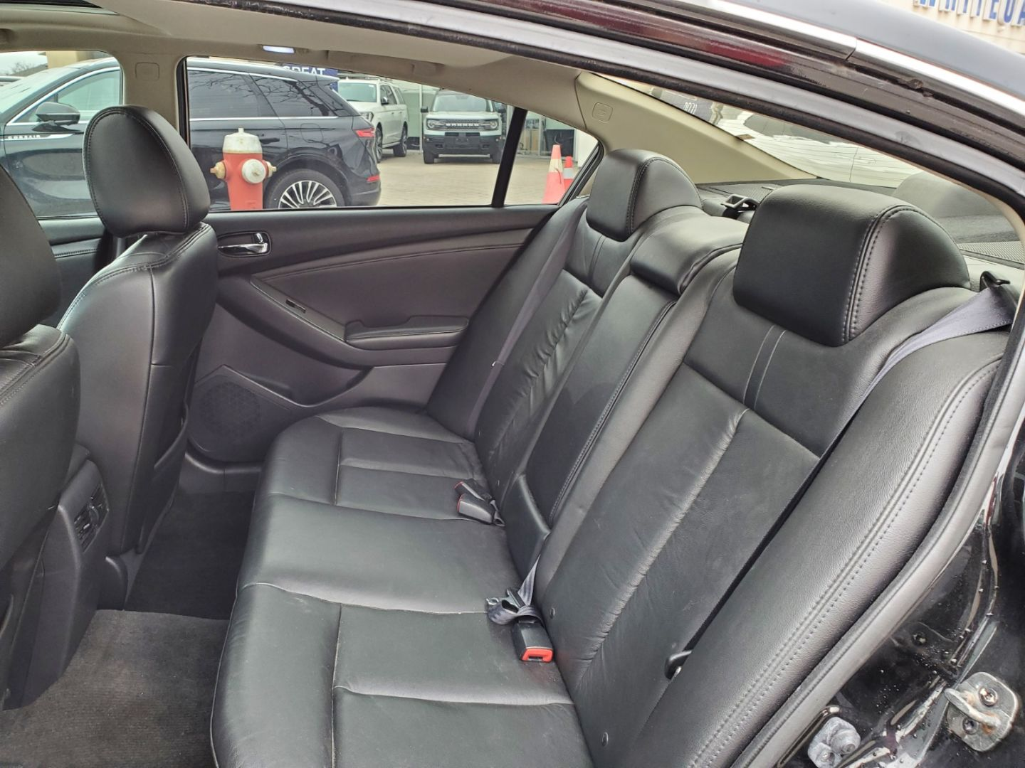 2008 Nissan Altima 3.5 SE for sale in Mississauga, Ontario