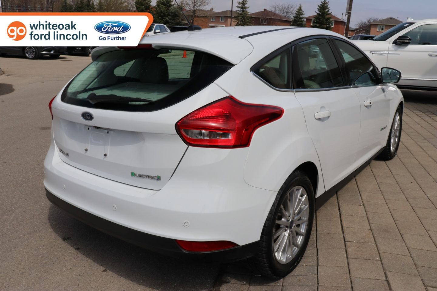 2016 Ford Focus Electric  for sale in Mississauga, Ontario