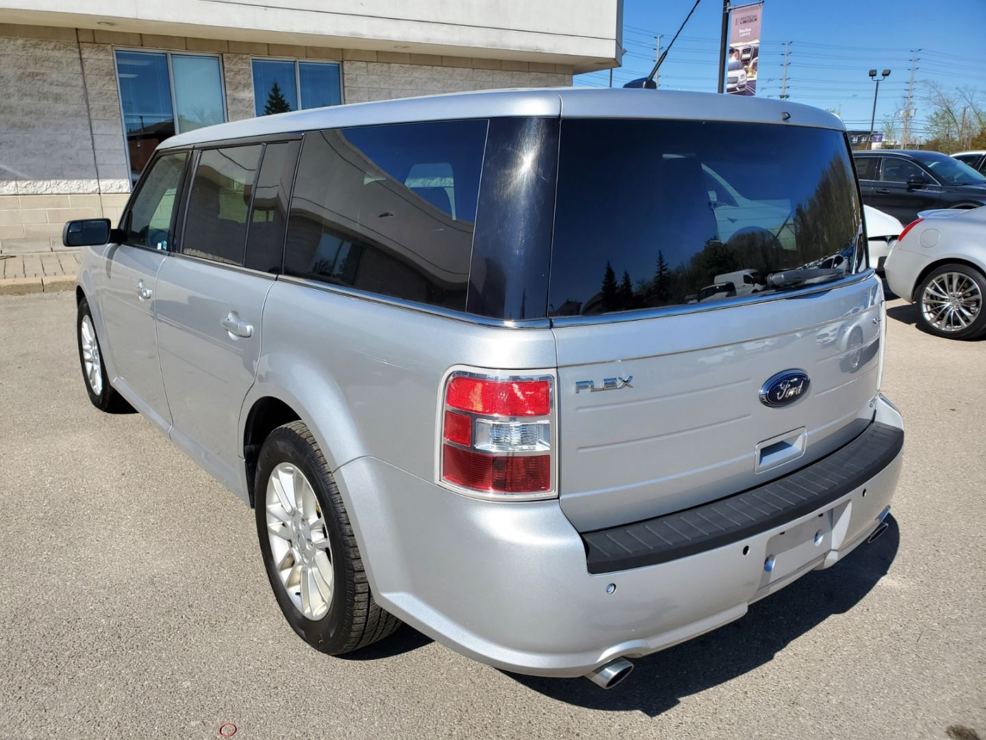 2013 Ford Flex SEL for sale in Mississauga, Ontario