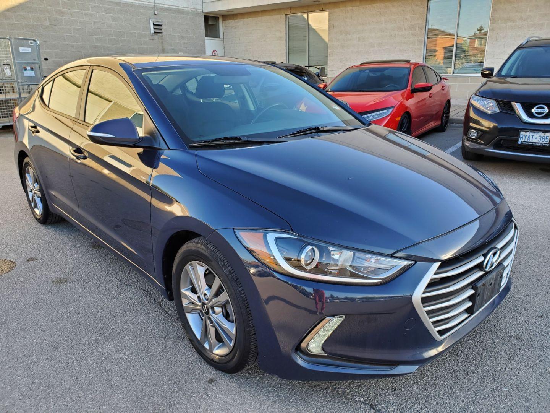 2017 Hyundai Elantra GL for sale in Mississauga, Ontario