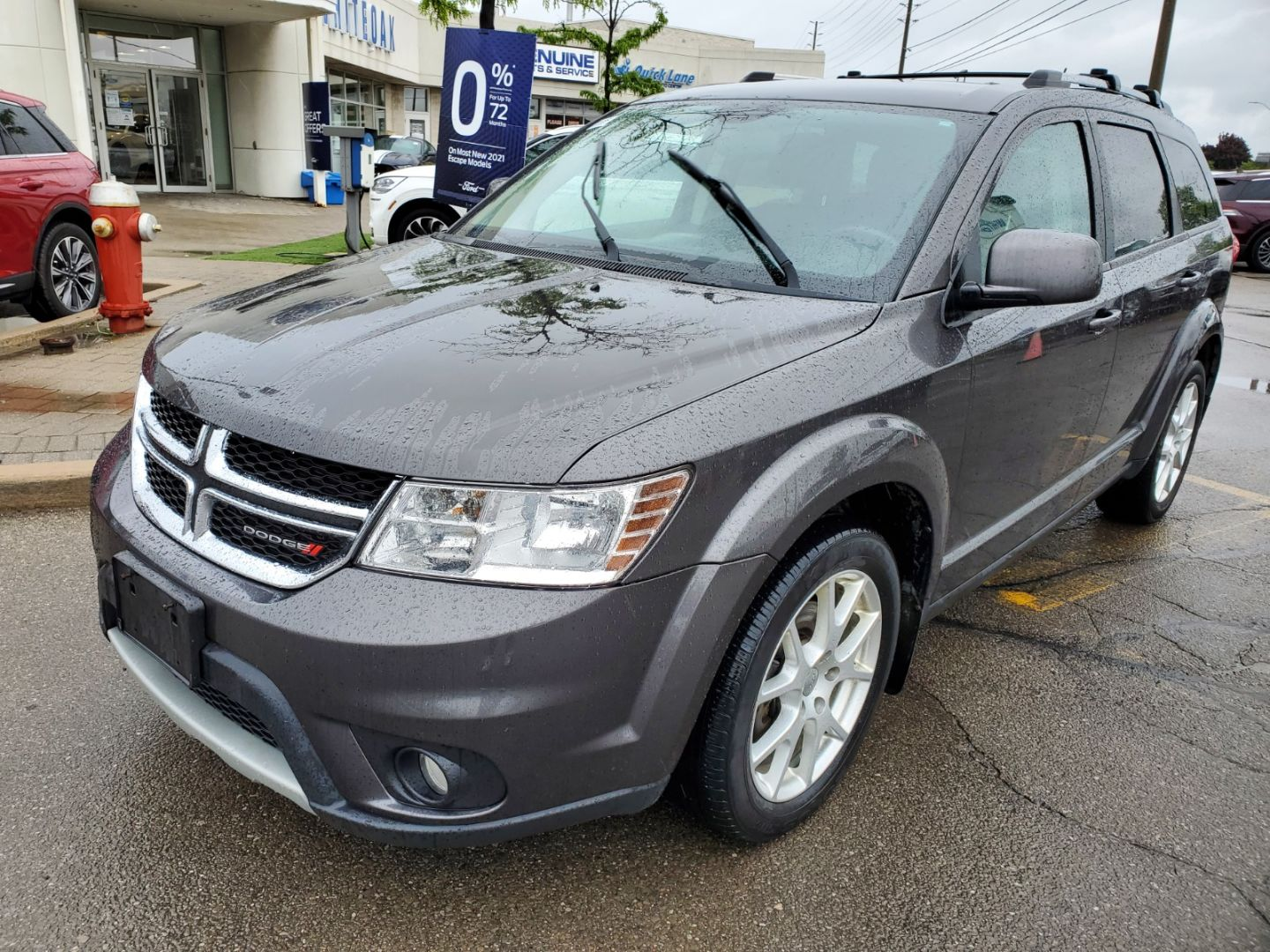 2014 Dodge Journey Limited for sale in Mississauga, Ontario