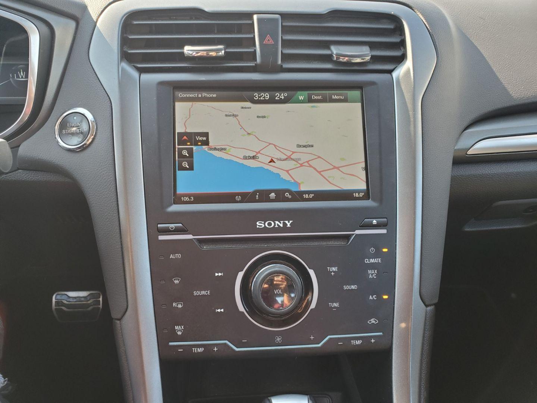 2014 Ford Fusion Titanium for sale in Mississauga, Ontario