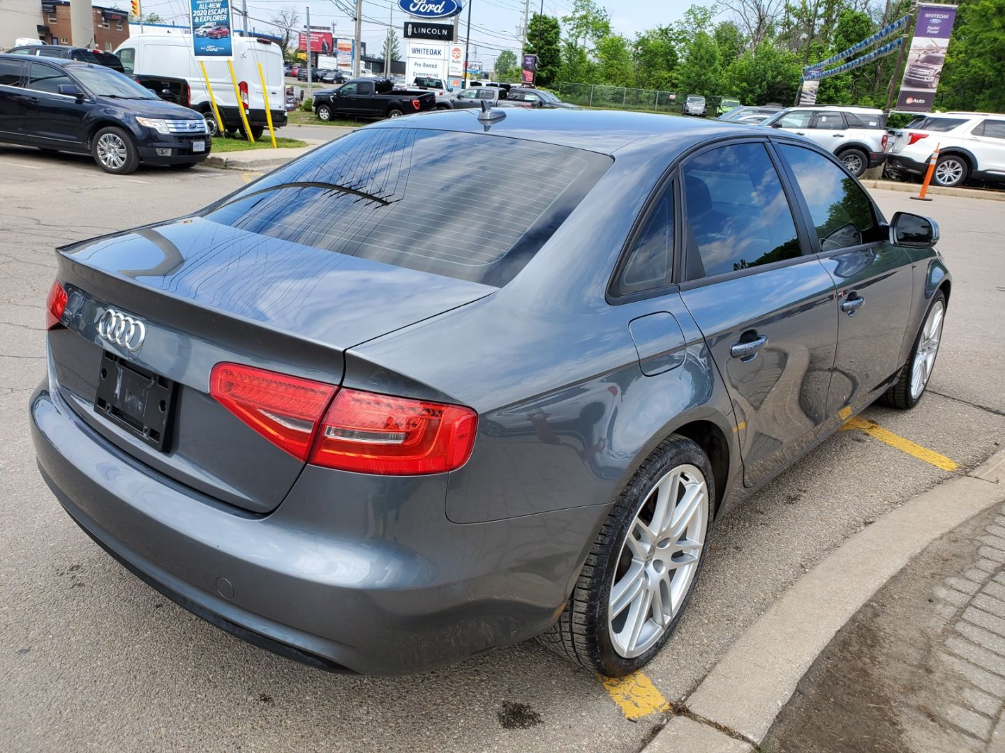 2014 Audi A4 Komfort for sale in Mississauga, Ontario