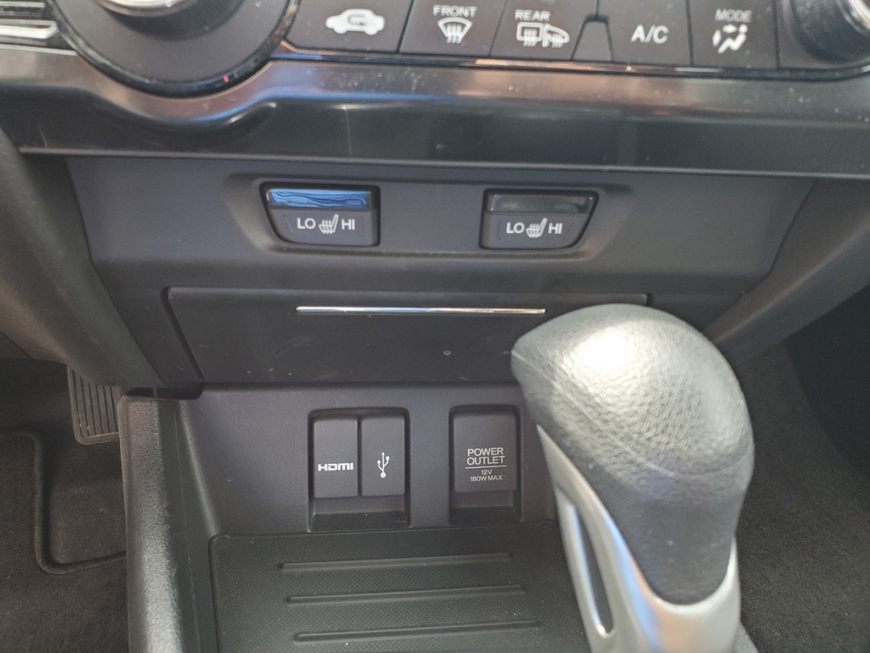 2015 Honda Civic Sedan EX for sale in Mississauga, Ontario