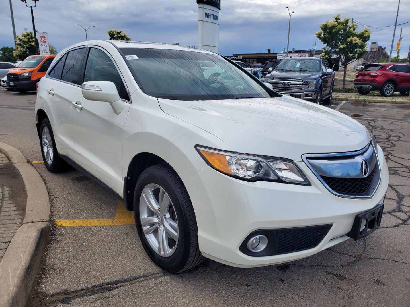 2013 Acura RDX Tech Pkg for sale in Mississauga, Ontario