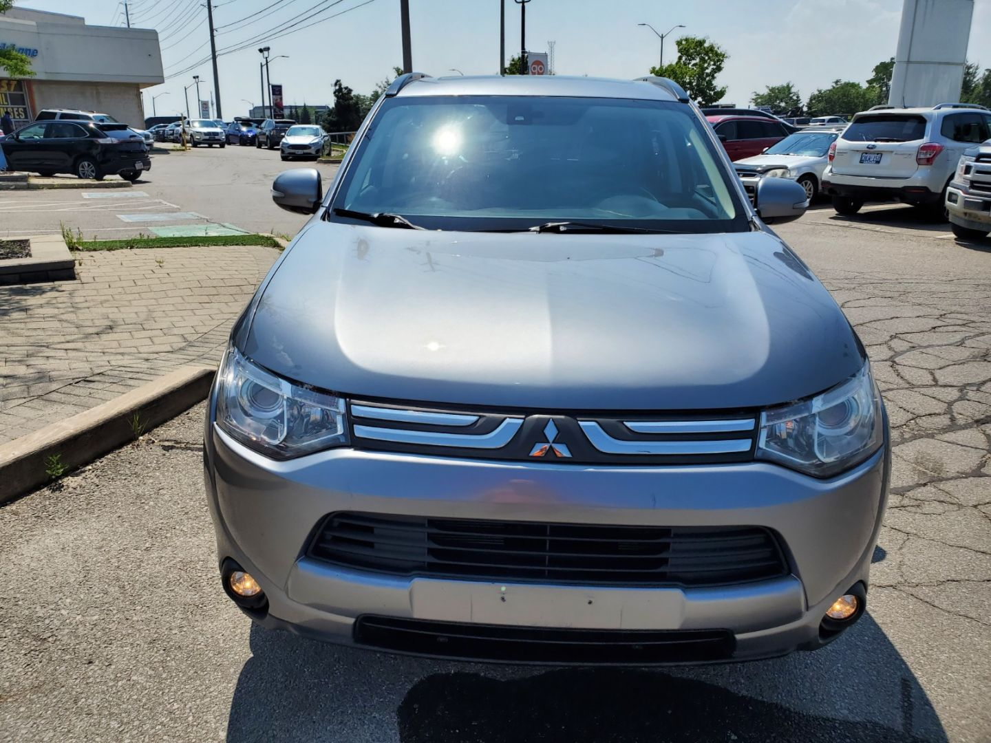 2014 Mitsubishi Outlander GT for sale in Mississauga, Ontario