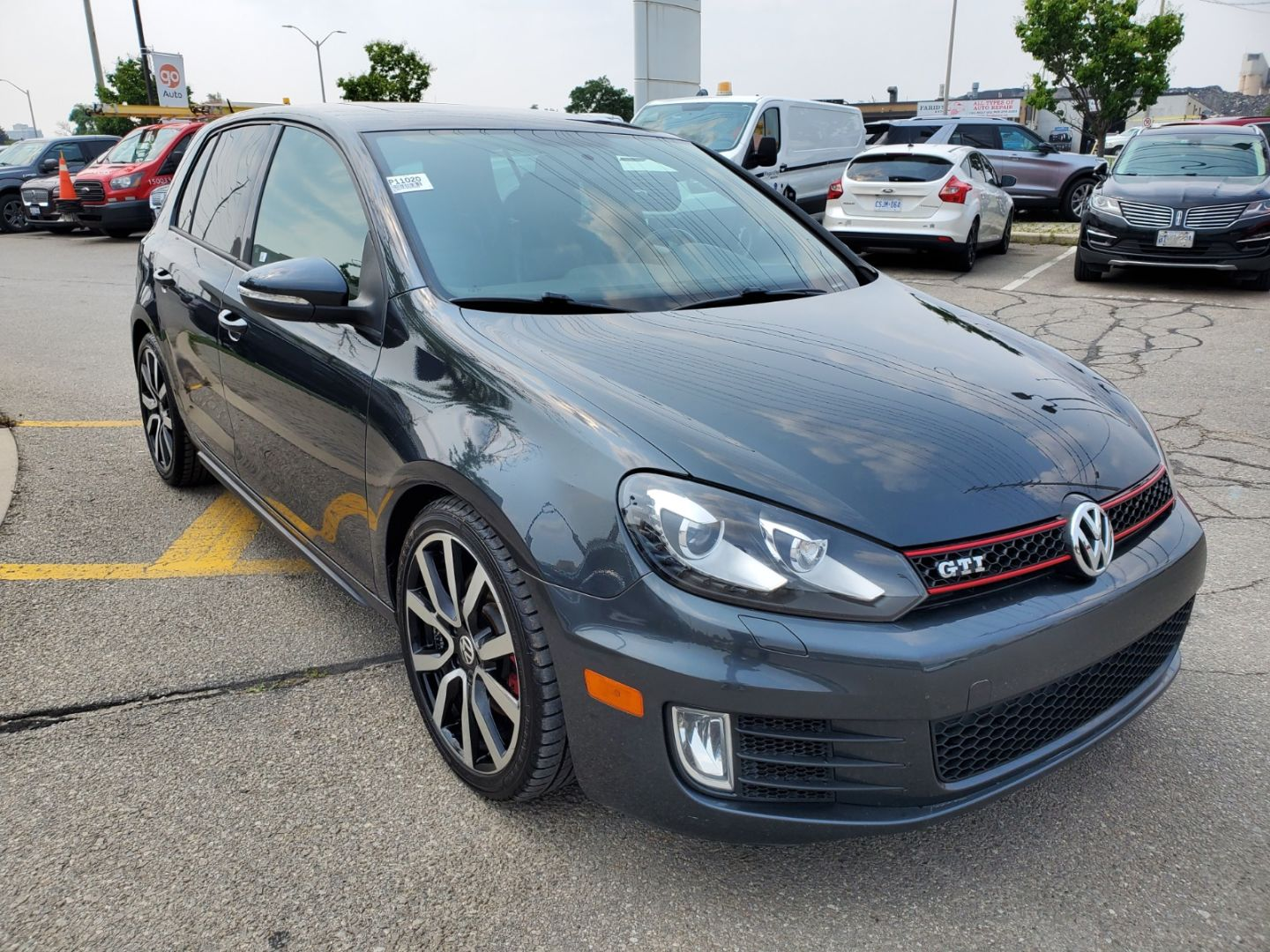 2013 Volkswagen Golf GTI  for sale in Mississauga, Ontario