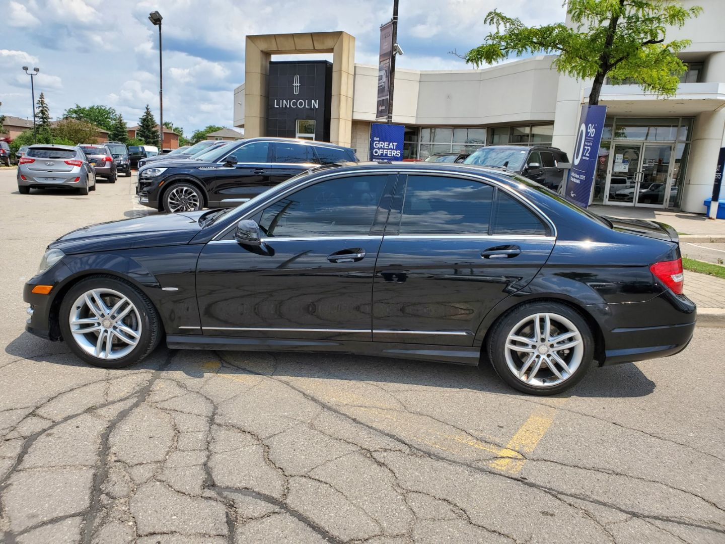 2014 Mercedes-Benz C-Class C 300 for sale in Mississauga, Ontario
