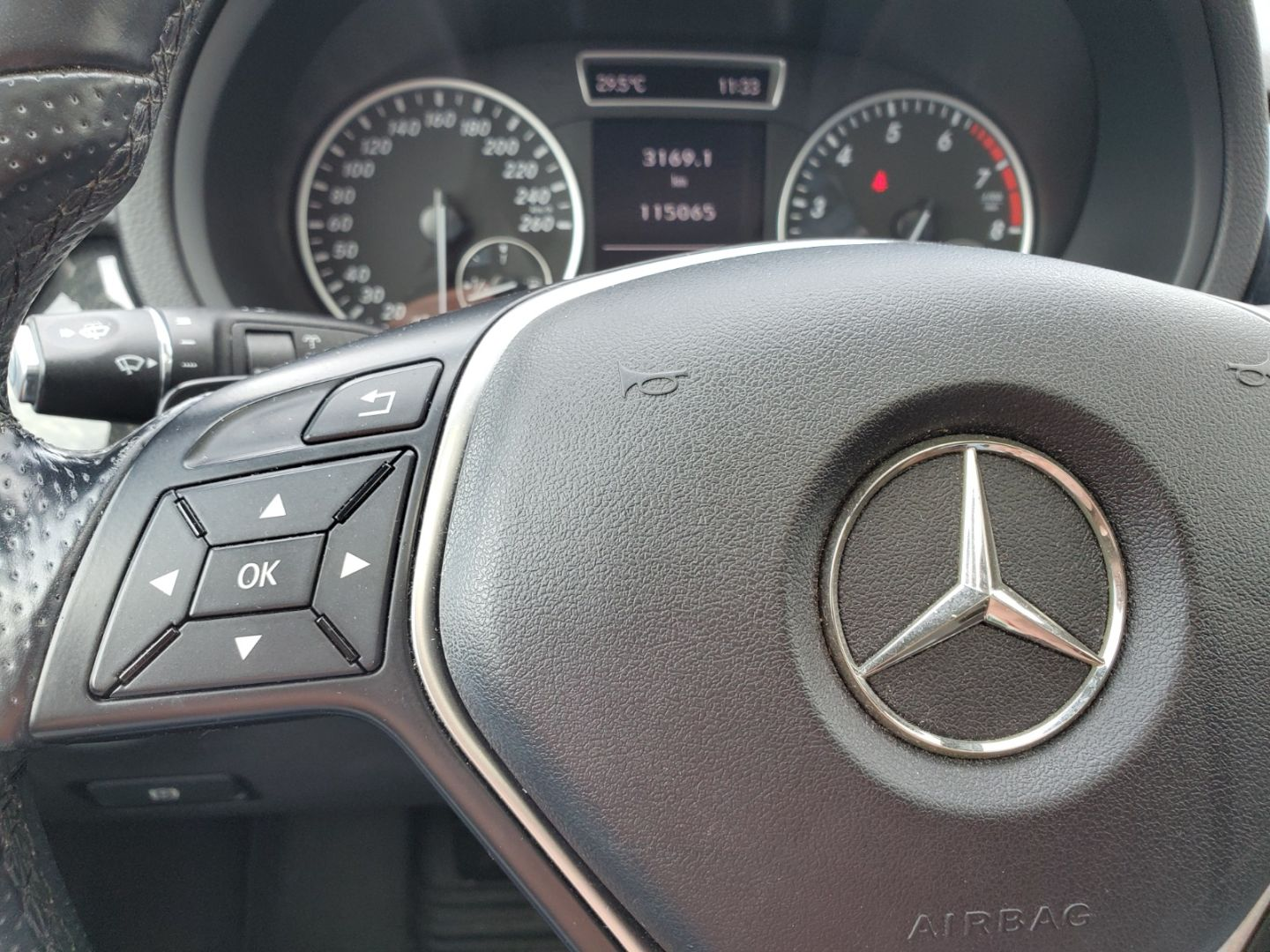 2014 Mercedes-Benz B-Class B 250 Sports Tourer for sale in Mississauga, Ontario