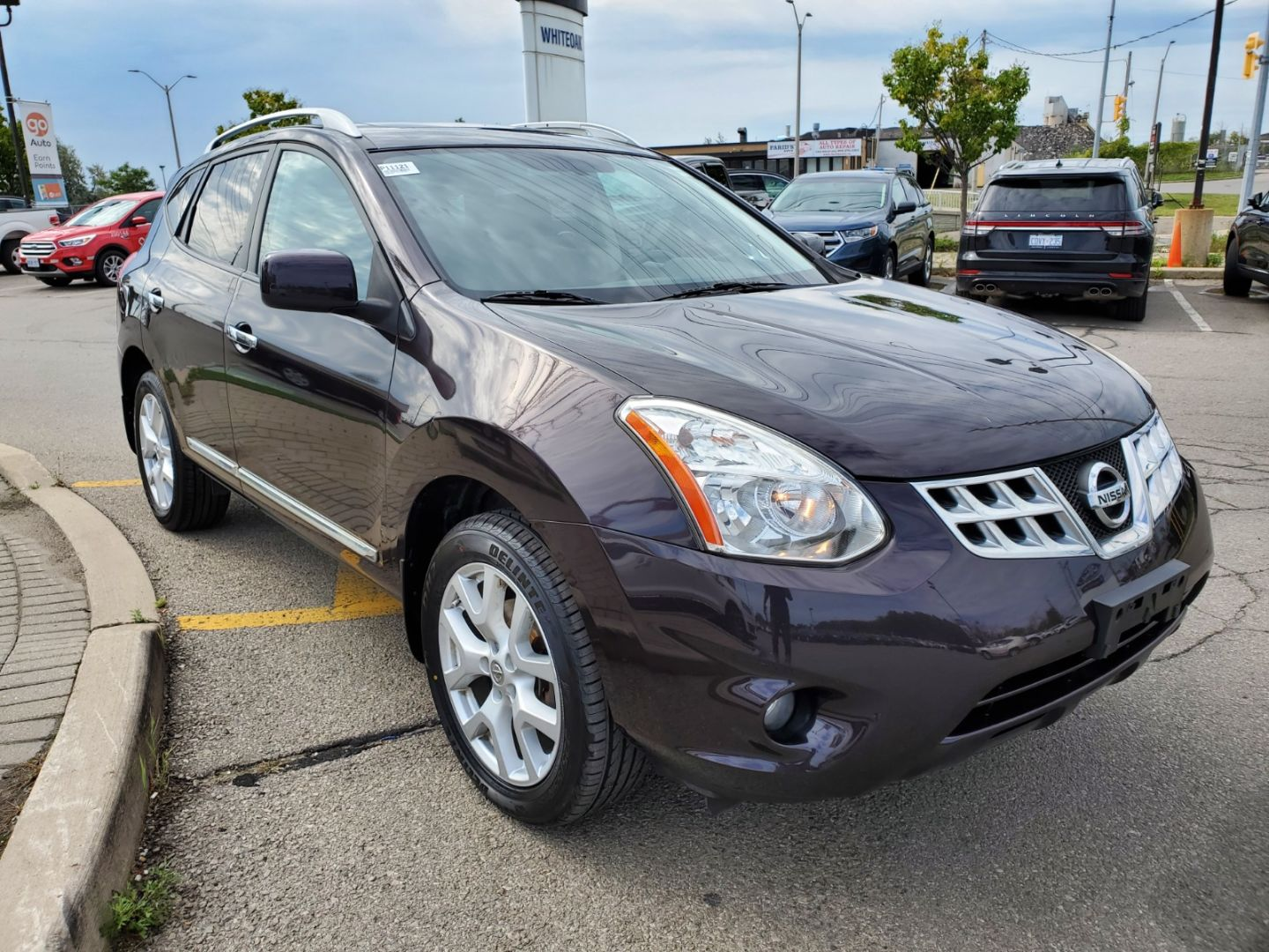 2013 Nissan Rogue S for sale in Mississauga, Ontario