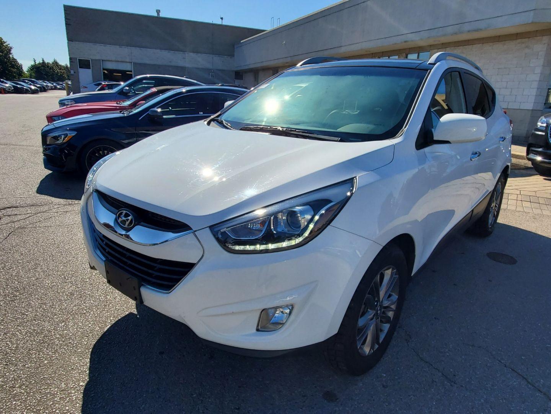 2014 Hyundai Tucson GLS for sale in Mississauga, Ontario