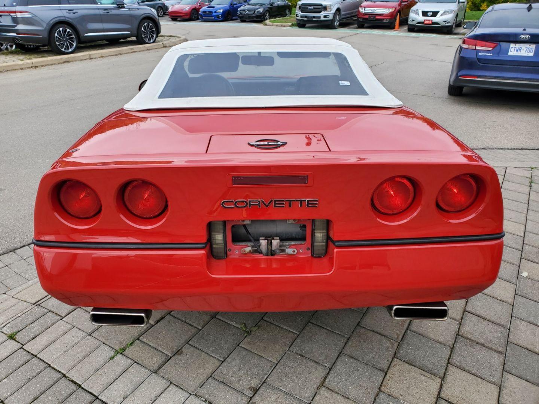 1989 Chevrolet Corvette  for sale in Mississauga, Ontario