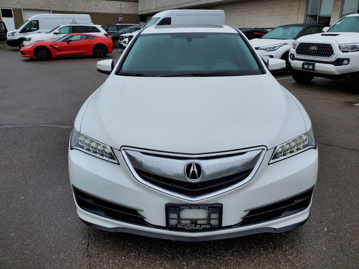 2015 Acura TLX  for sale in Mississauga, Ontario