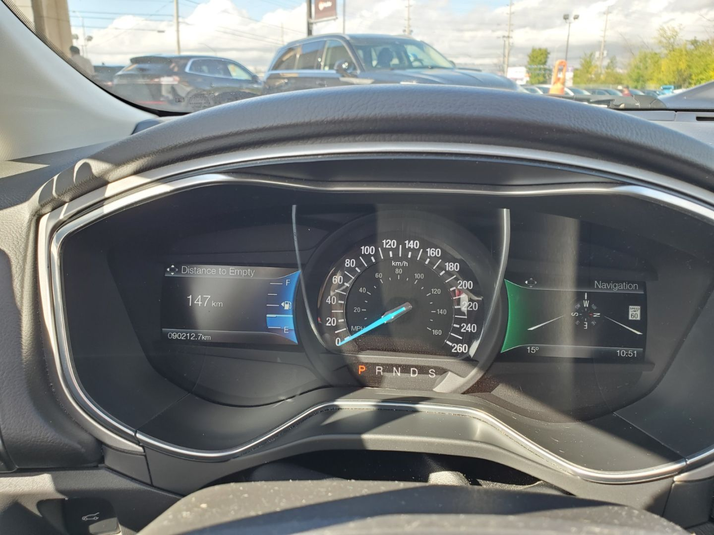 2016 Ford Fusion SE for sale in Mississauga, Ontario