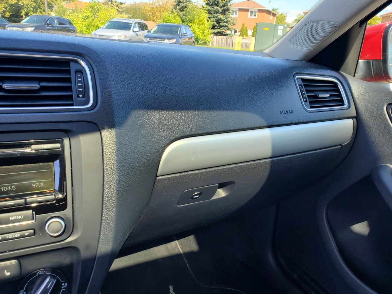 2014 Volkswagen Jetta Sedan Comfortline for sale in Mississauga, Ontario