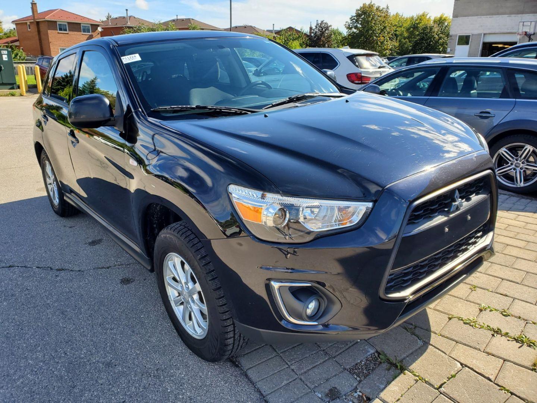 2015 Mitsubishi RVR SE for sale in Mississauga, Ontario
