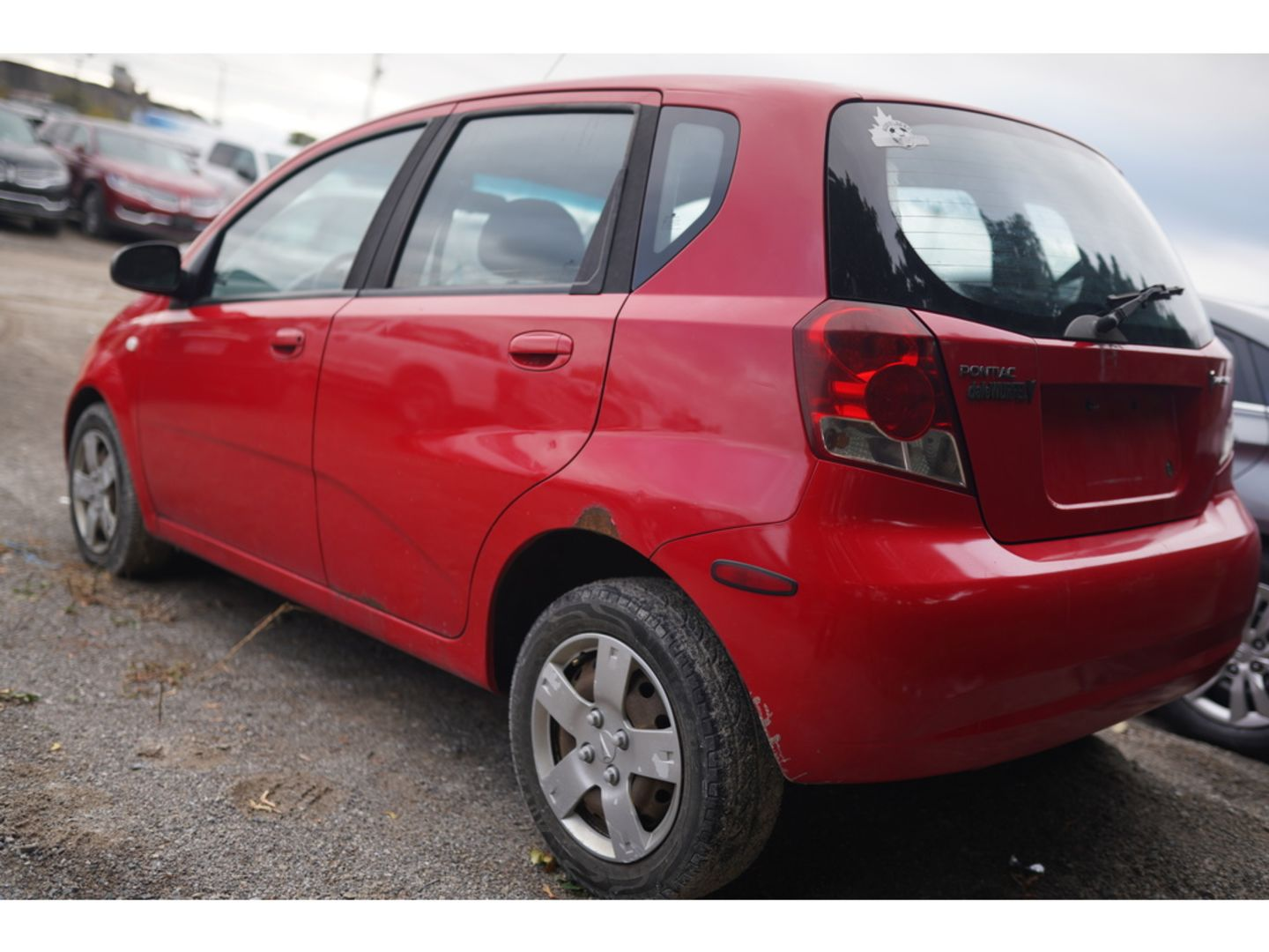 2006 Pontiac Wave Base for sale in Mississauga, Ontario