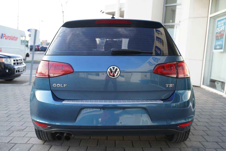 2015 Volkswagen Golf Comfortline for sale in Mississauga, Ontario